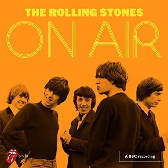 Rolling Stones On air EU