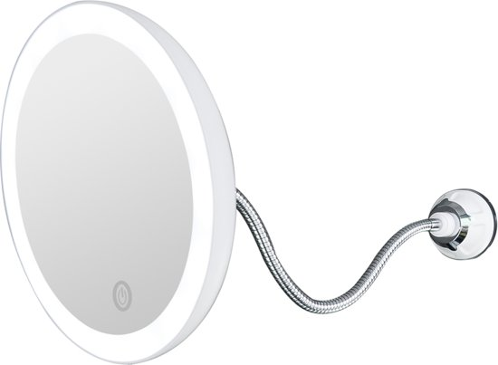 Beste bol.com   Make up spiegel met LED verlichting - Touchscreen FG-16