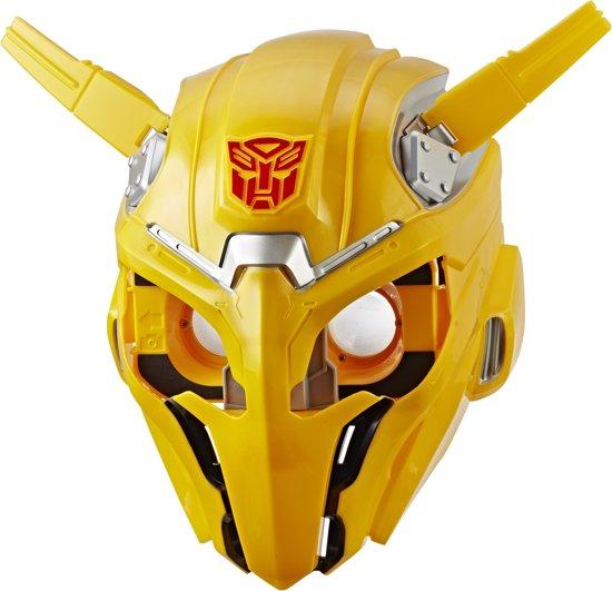 Transformers Bumblebee Bee Vision Masker - Verkleedmasker