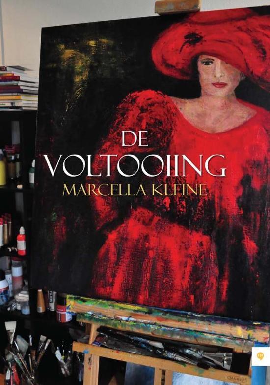 Cover van het boek 'De voltooiing' van Marcella Kleine