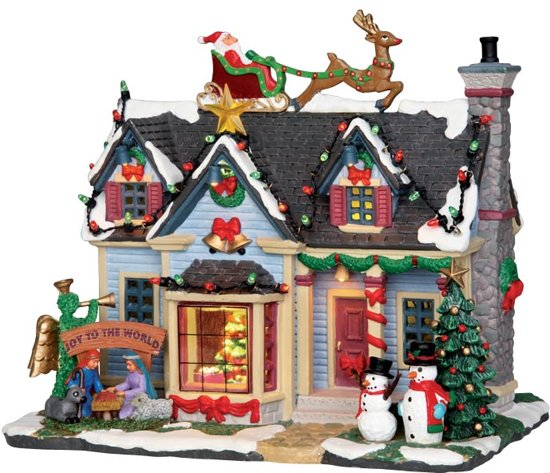 Best decorated house LEMAX