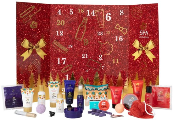 Spa adventskalender