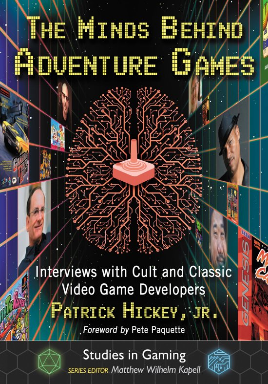 The Minds Behind Adventure Games