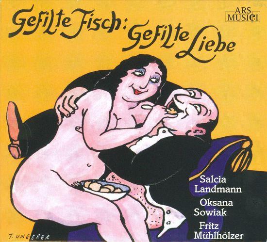 Gefilte Fisch: Gefilte Liebe (Titel