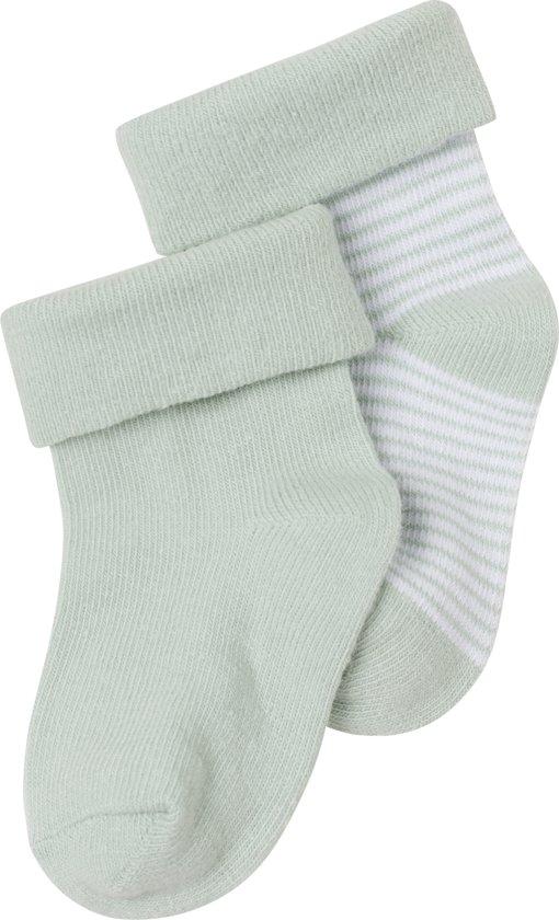 Noppies Socks 2-pck Zoë - Maat 3-6 mnd