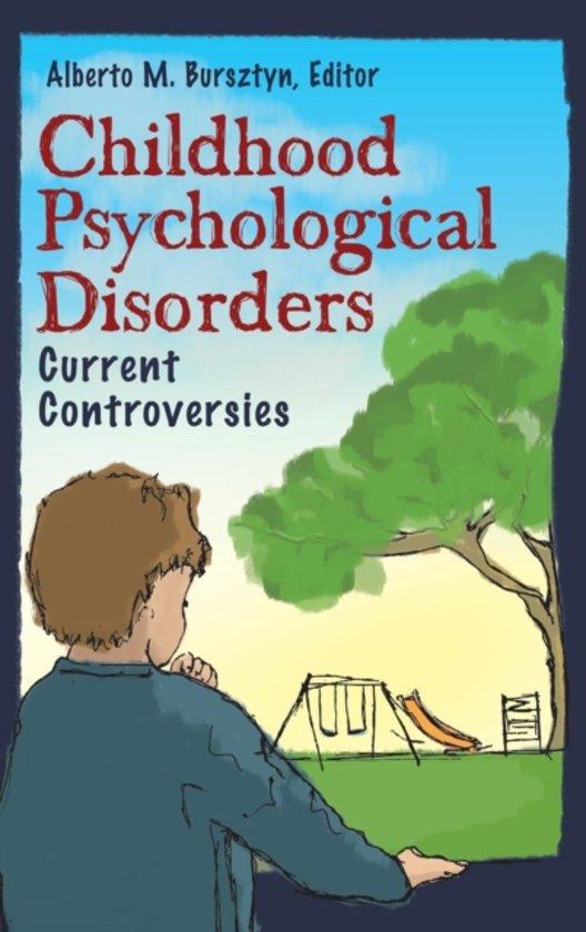Childhood Psychological Disorders