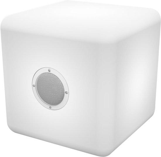 Bigben Colorcube LED CUBE Speaker met Bluetooth - Large