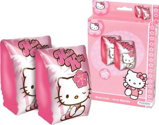 Braccioli Hello Kitty.Hello Kitty Zwem Mouwtjes Zwembandjes Zwemvleugels 15 X 25 Cm