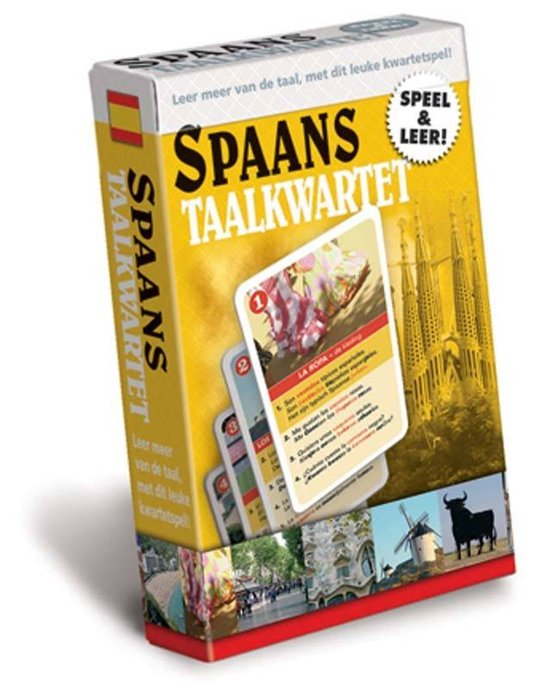 Taalkwartet - Taalkwartet Spaans