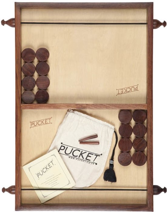 Pucket - Bordspel