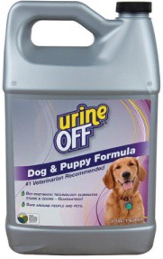 Urine Off Hond navulcan - 3.78 liter