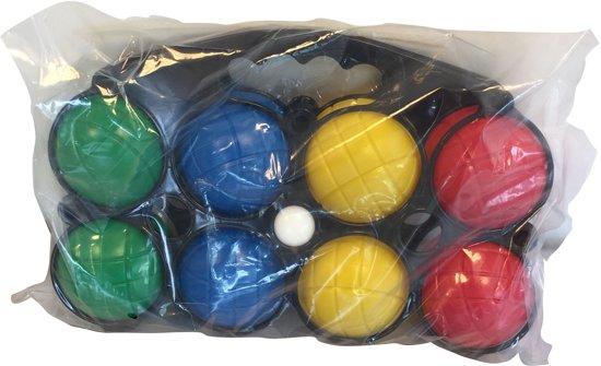 Afbeelding van het spel Petanque Ballen Plastiek - 8 Stuks