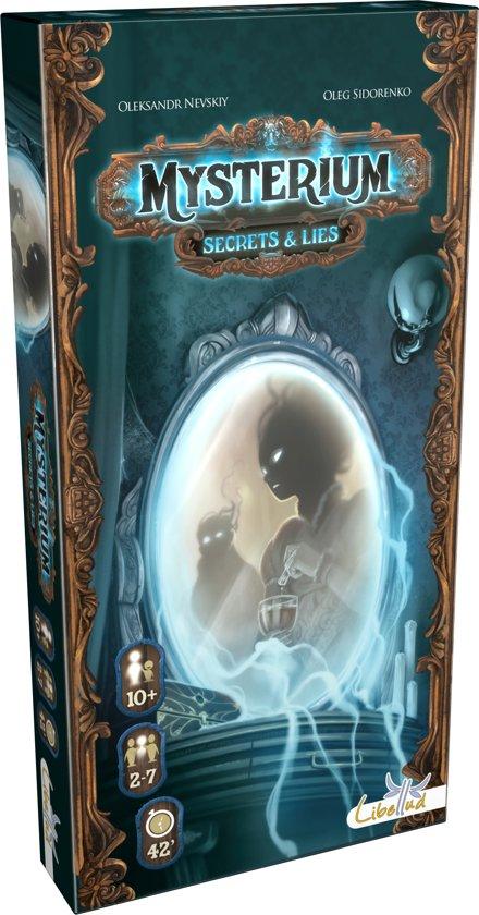 Mysterium Secrets & Lies - Uitbreiding