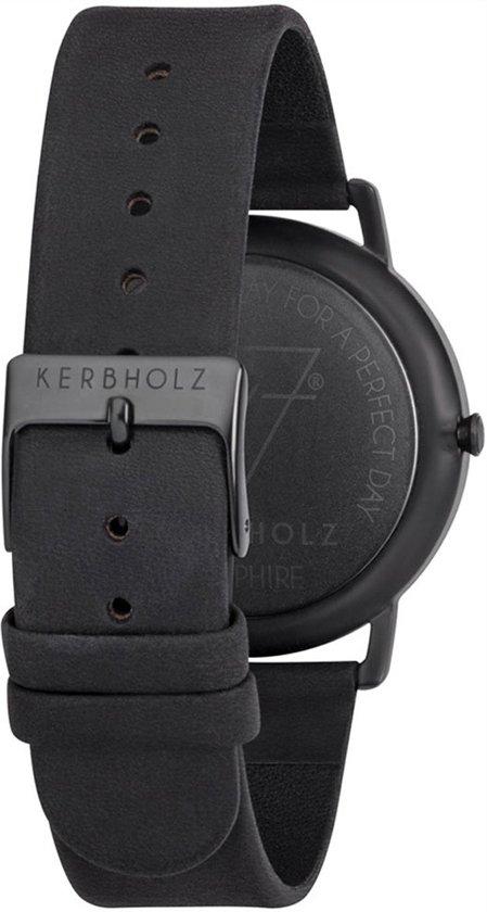 Kerbholz Fritz Darkwood Horloge