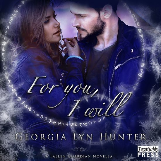 Boek cover For You, I Will van Georgia Lyn Hunter (Onbekend)