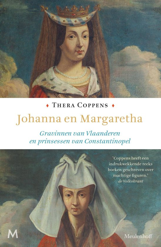 Boek cover Johanna en Margaretha van Thera Coppens (Onbekend)