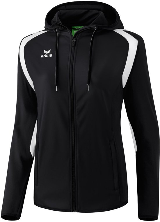 Erima Razor 2.0 Dames Trainingsjack Sweaters zwart 42