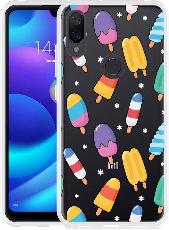 Xiaomi Mi Play Hoesje Ice cream 2