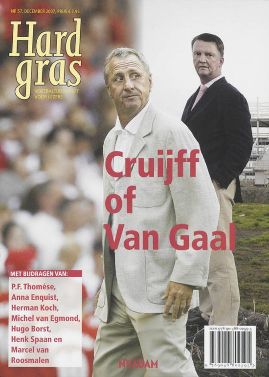 Cover van het boek 'Hard Gras / 57' van Hugo Borst