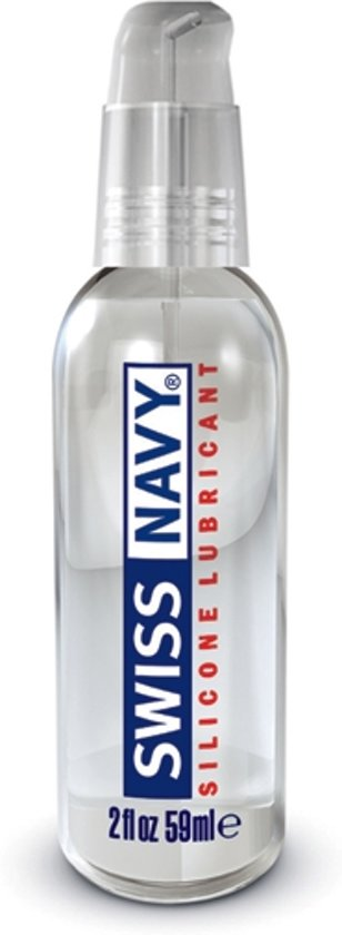 Swiss Navy Siliconen Glijmiddel 59 ml