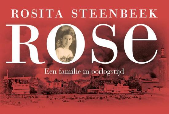 Boekomslag van 'Rose - Dwarsligger'