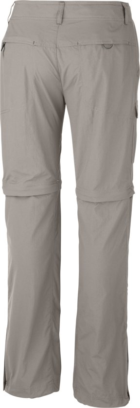 Columbia Silver Ridge Afritsbroek - Dames - Flint Grey