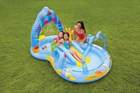 Intex Zeemeerminnen Koninkrijk Zwembad