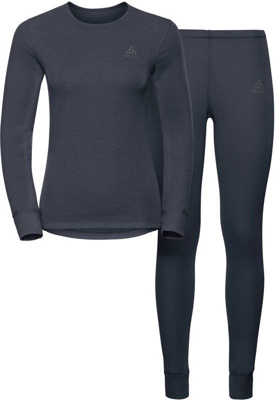 Odlo Set Active Originals Warm Sporttop Dames - India Ink