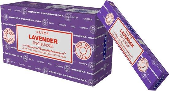 Wierook Satya Lavender (15 gram)