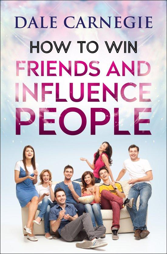 Boek cover How to Win Friends and Influence People van Dale Carnegie (Onbekend)