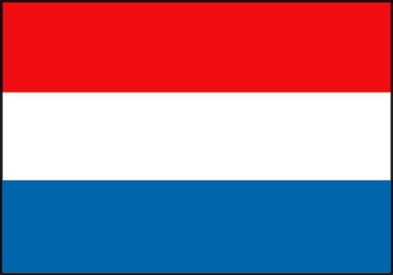 Nederlandse vlag 100 x 150 cm
