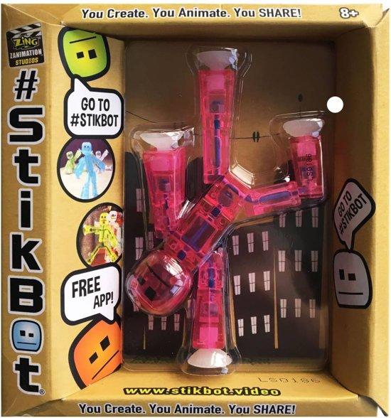 Afbeelding van het spel Stikbot Figuren