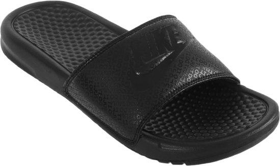 Zwart Benassi Jdi zwart Slippers Nike Unisex w7U6I6q