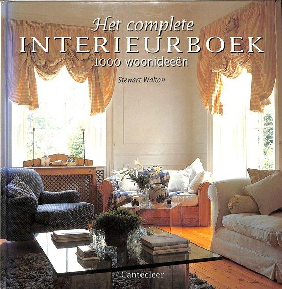 bol.com | Het complete interieurboek - 1000 woonideeën, Stewart ...