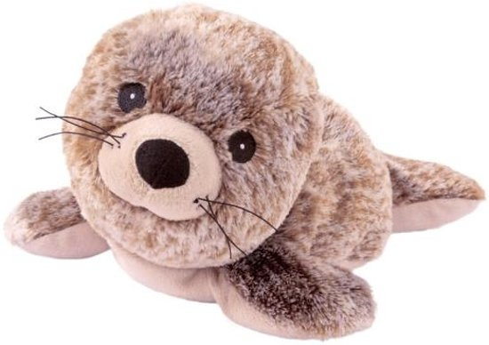 Seal - zeehond warmtekussen lavendel Seal