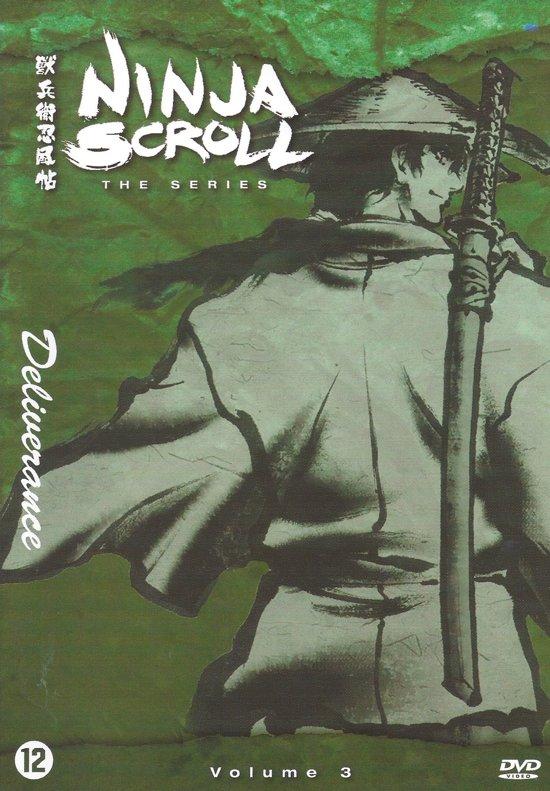 Ninja Scroll - The Series Volume 3 - Deliverance