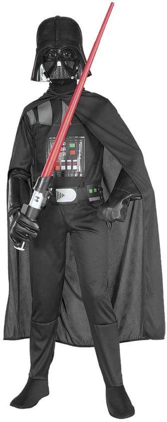 Star Wars Darth Vader Classic Kind - Carnavalskleding - Maat L - 134/146