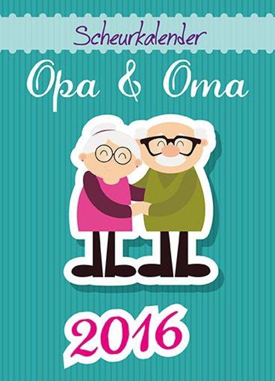 Geliefde bol.com | De Lantaarn scheurkalender 2016 Opa en Oma @OQ67