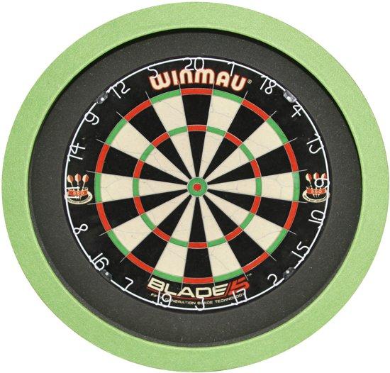 TCB X-Ray Led-verlichting surround Groen - BEST Getest - dartbord verlichting - dartbord surround
