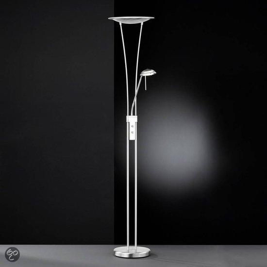 Dimbare Led Lamp Action.Bol Com Action Led Vloerlamp Dimbaar Warm Wit