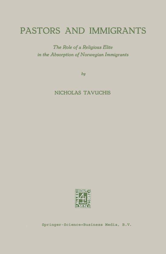 Pastors and Immigrants