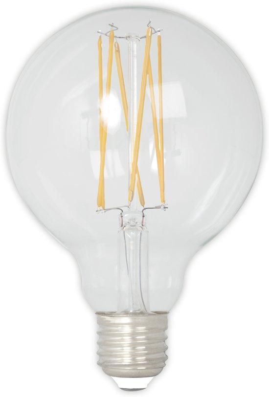 Bol Com Calex Led Filament Lamp Globe 4w E27 350lm Helder