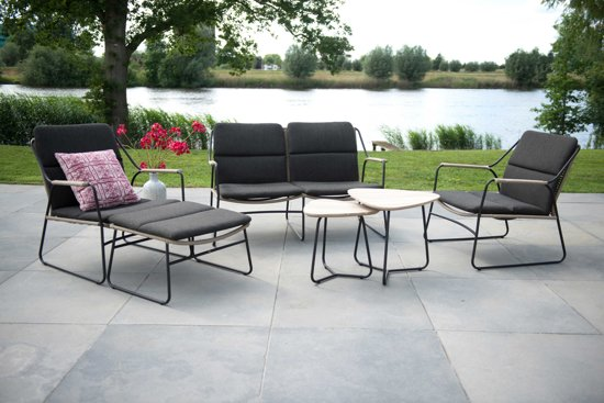 4 Seasons Outdoor Scandic Loungebank