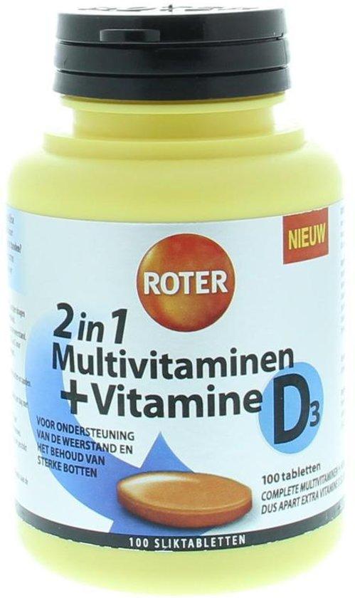 multivitamine met vitamine d