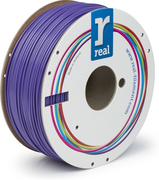 REAL Filament ABS paars 2.85mm (1kg)