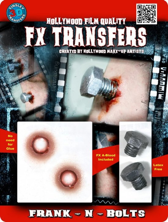 ACCESSORY 3D FX TRANSFERS - Frank-N-Bolts