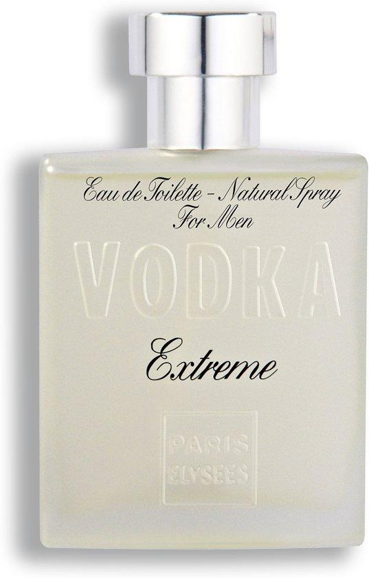 Vodka Extreme 100 ml - Eau de Toilette - Herenparfum