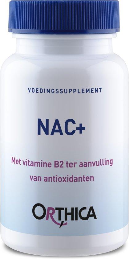 Orthica - NAC+ - 30 Capsules
