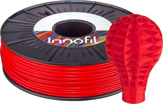 Innofil 3D ABS 1.75 mm Rood 750 g