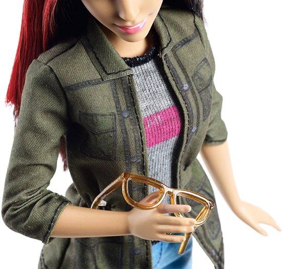 Barbie Game Developer Doll
